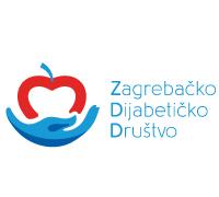 Logo udruge Zagrebačko dijabetičko društvo