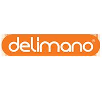 Logo tvrtke Delimano