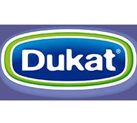 Logo tvrtke Dukat