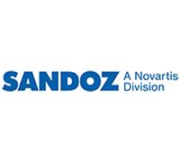 Logo tvrtke Sandoz